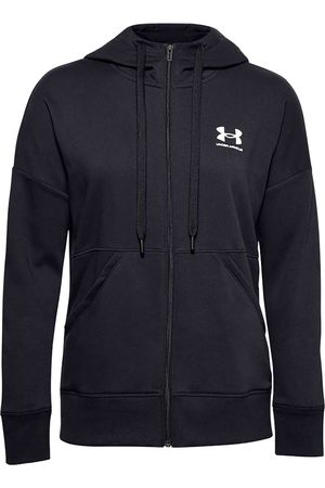 Under Armour FELPA FULL ZIP RIVAL FLEECE DONNA