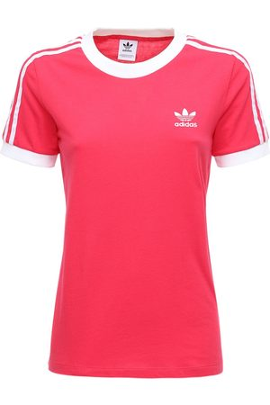 """adidas T-shirt """"3 Stripes"""" In Cotone"""