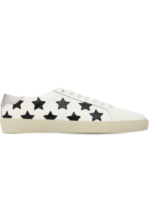 "Saint Laurent Sneakers ""stars"" In Pelle"