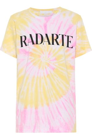 RODARTE T-shirt Radarte tie-dye in misto cotone