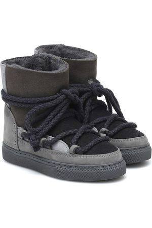 INUIKII Kids Stivaletti doposci Sneaker in suede e pelle