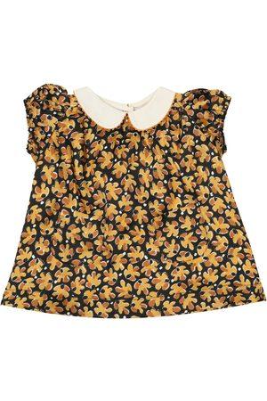 Caramel Baby - Abito Siskin a stampa con culottes