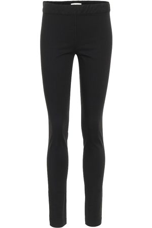 The Row Leggings Stratton in cotone
