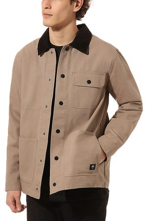 Vans Cappotto Chore In Drill (military Khaki) Uomo