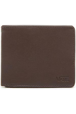Vans Portafoglio Bi-fold Drop V (dark Brown) Uomo