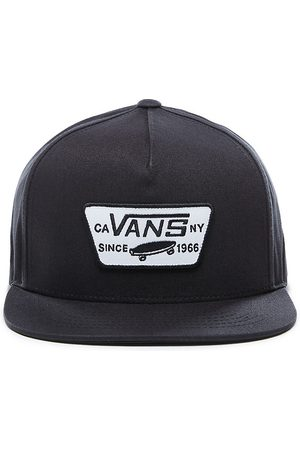 Vans Cappellino Da Baseball Full Patch (true Black) Uomo