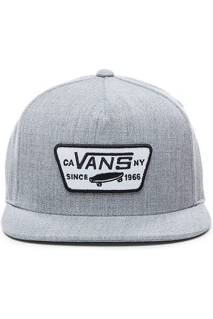 Vans Cappellino Full Patch Snapback (heather Grey) Uomo