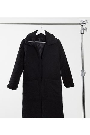 Brave Soul Heavenly - Cappotto lungo in pile borg