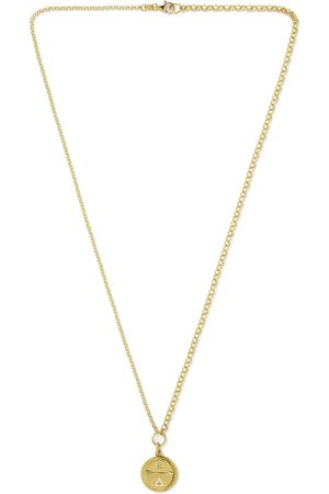 Foundrae Dream 18-Karat Diamond Necklace