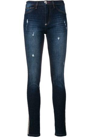 Philipp Plein Jeans skinny - Di colore