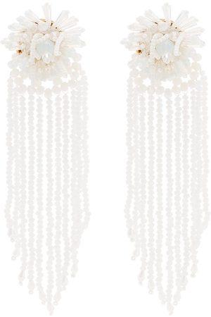 MaryJane Claverol Orecchini pendenti con perline