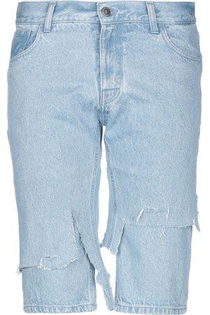 RAF SIMONS JEANS - Bermuda jeans
