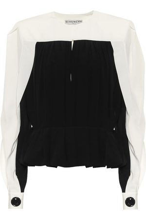 Givenchy Blusa in seta
