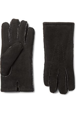 Dents Uomo Guanti - York Shearling Gloves