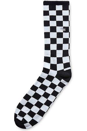 Vans Calzettoni Checkerboard Ii (1 Paio) (black-white Check) Uomo
