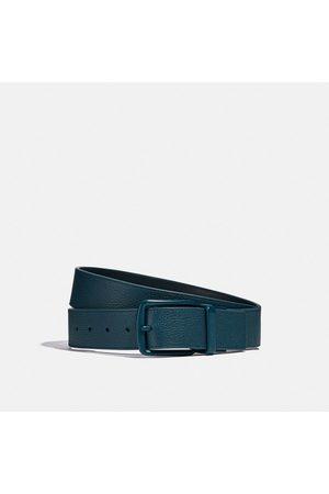 Coach Cintura sartoriale double face con fibbia a rullo, 38 mm - Size 42