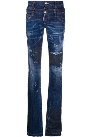Dsquared2 Donna Slim & Sigaretta - Jeans slim