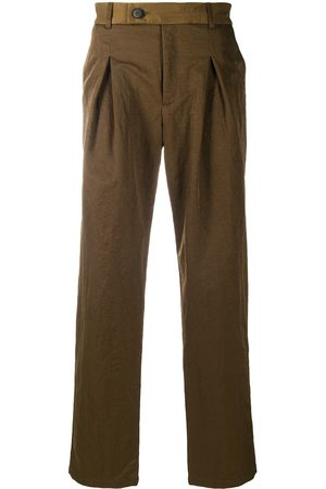 A-cold-wall* Pantaloni dritti plissettati