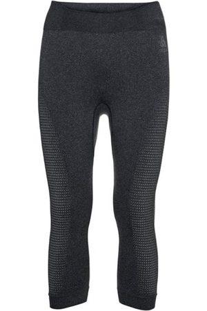 Odlo Performance Warm Eco ¾-Leggings - calzamaglia - donna. Taglia XS