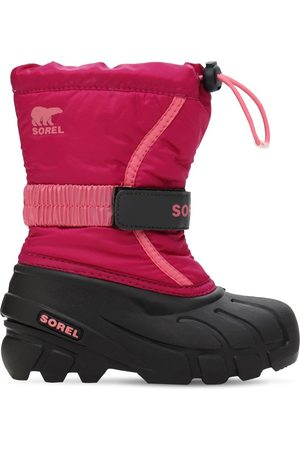 sorel Stivali Da Neve In Nylon