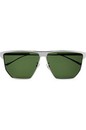 Bottega Veneta Uomo Occhiali da sole - Square-Frame -Tone Sunglasses