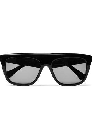 Bottega Veneta Uomo Occhiali da sole - Square-Frame Acetate Sunglasses
