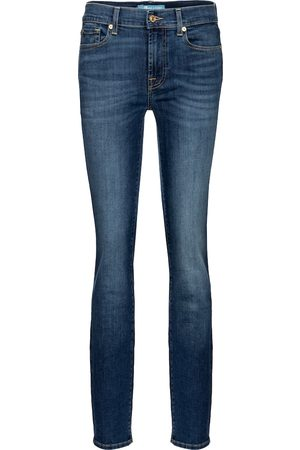 7 for all Mankind Jeans slim Roxanne cropped