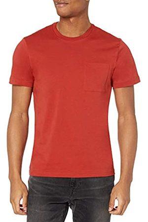 Goodthreads The Perfect Crewneck Maglietta Manica Corta Cotone Fashion-t-Shirts, Rame, US M