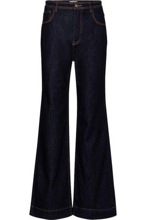 ULLA JOHNSON Jeans Theo a vita alta