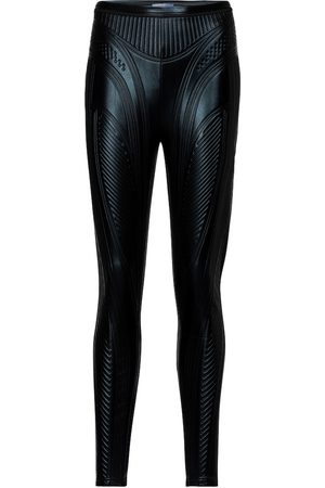 MUGLER Leggings in neoprene