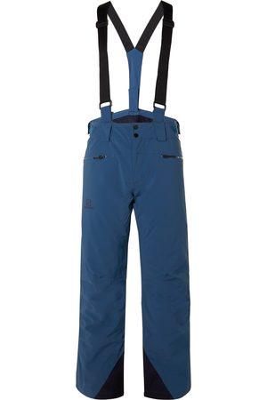Salomon Uomo Pantaloni - Force Padded Ski Trousers