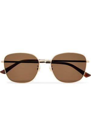 Gucci Uomo Occhiali da sole - Square-Frame -Tone Sunglasses