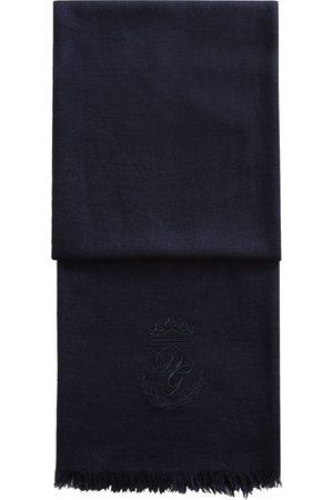 Dolce & Gabbana Sciarpa con ricamo