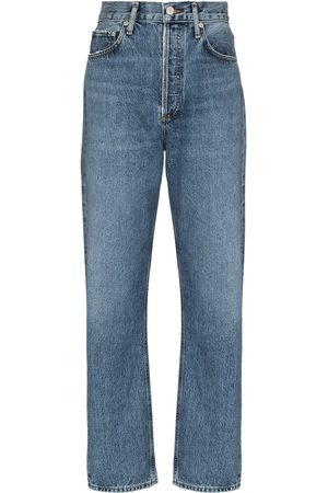 AGOLDE Donna Straight - Jeans dritti Navigate anni '90