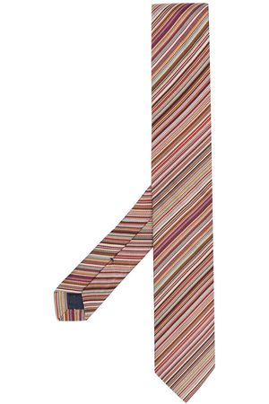 Paul Smith Uomo Papillon - Cravatta Artist Stripe