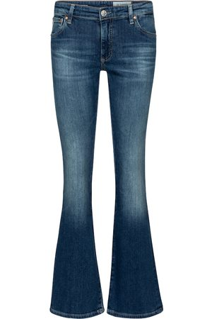 AG Jeans Jeans flared a vita alta
