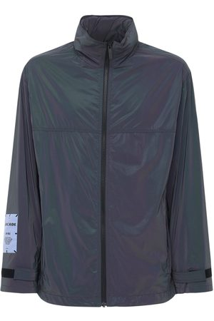 McQ Arcade Flashy Reflective Windbreaker