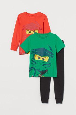 H&M Pigiama in jersey 3 pezzi