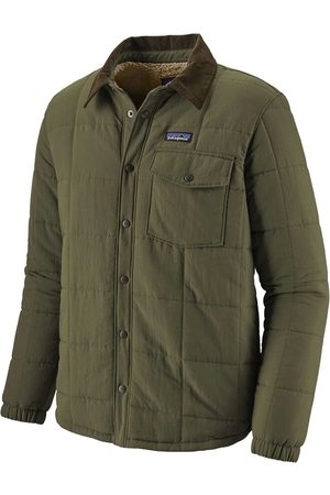 Patagonia GIACCA ISTHMUS QUILTED SHIRT