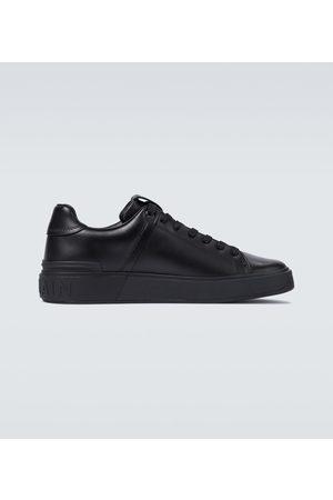 Balmain Sneakers B-Court in pelle
