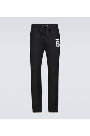 Burberry Pantaloni sportivi Gresham TB