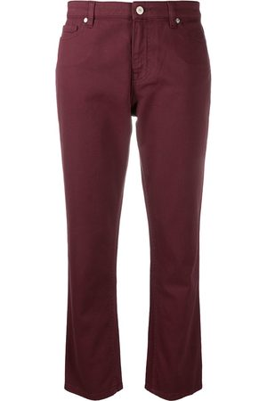Paul Smith Jeans dritti crop