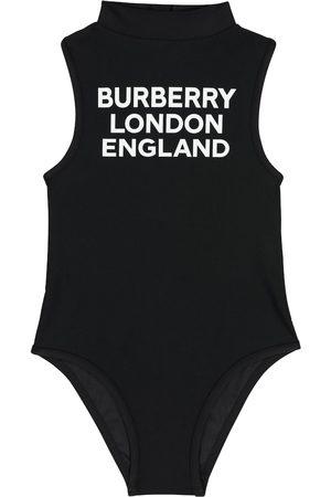 Burberry Costume intero con logo