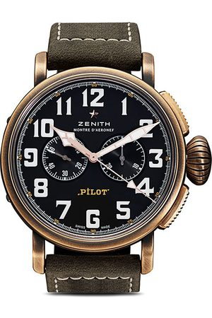 Zenith Orologio Pilot Type 20 Chronograph Extra Special 45mm - C800 Black B Green Oily