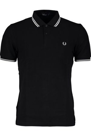 Fred Perry Polo slim nera
