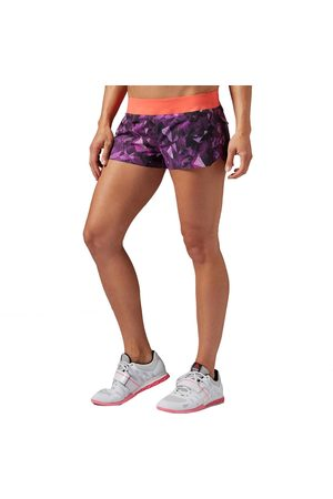 Reebok Short CrossFit Speed Cool donna