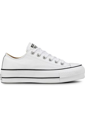Converse Donna Sneakers - ALL STAR LIFT CLEAN OX LEATHER DONNA