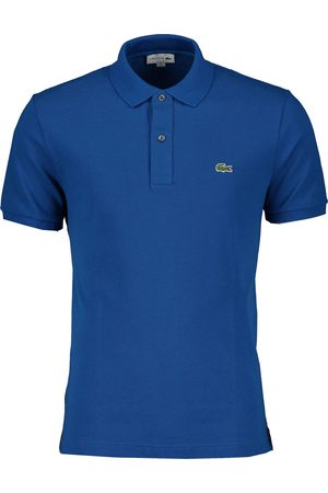 Lacoste Uomo Polo - POLO SLIM PH4012 blu royal