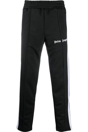 Palm Angels Pantaloni sportivi con stampa