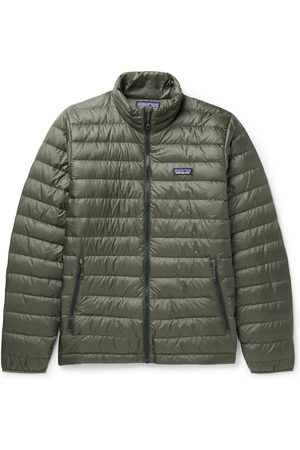 Patagonia Quilted Ripstop Down Jacket